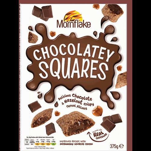 MORNFLAKE čokoladni jastučići 375g slika 1