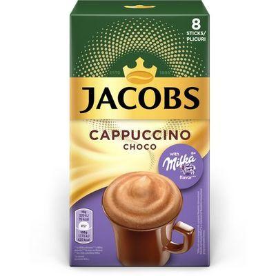 Jacobs inst capp spec milka 144g