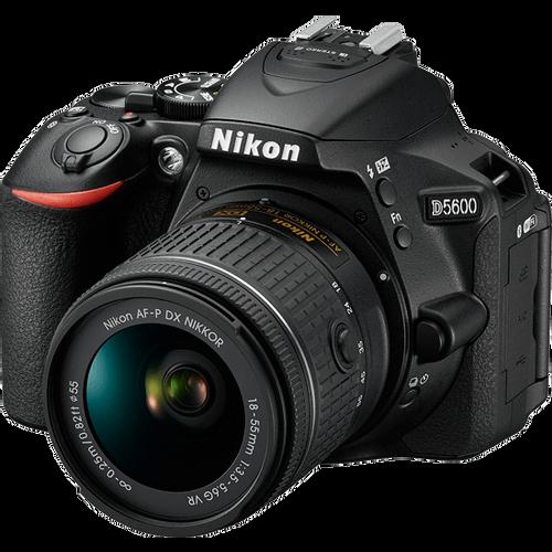 Nikon D5600 BLACK slika 6