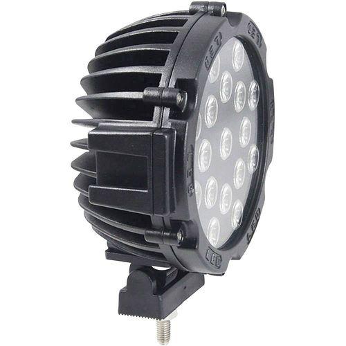 Daljinska prednja svjetla, Rally svjetla W057351 LED diode SecoRüt (Ø x d) 180 mm x 88 mm Crna slika 4