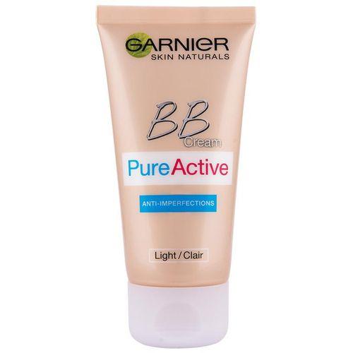 Garnier Skin Naturals Pure Active BB Light krema 50 ml protiv bubuljica slika 1