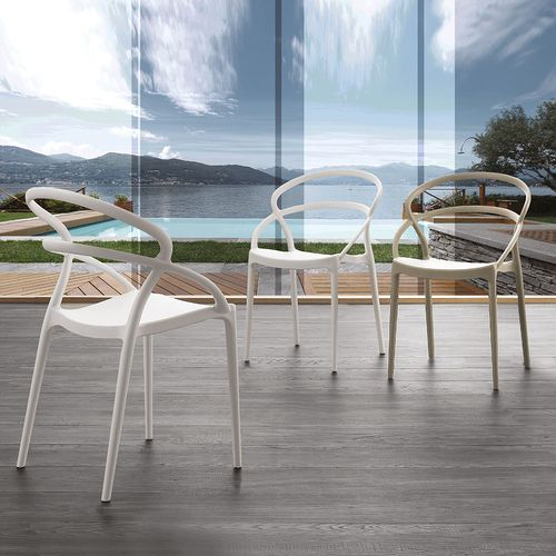 Dizajnerska stolica — BONZINI P slika 9