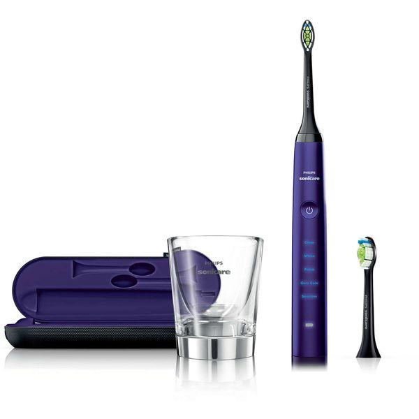 Najbolje Sonicare izbjeljivanje u našoj najelegantnijoj električnoj četkici za zube Sonicare tvrtke Philips. Prijeđite na Sonicare.