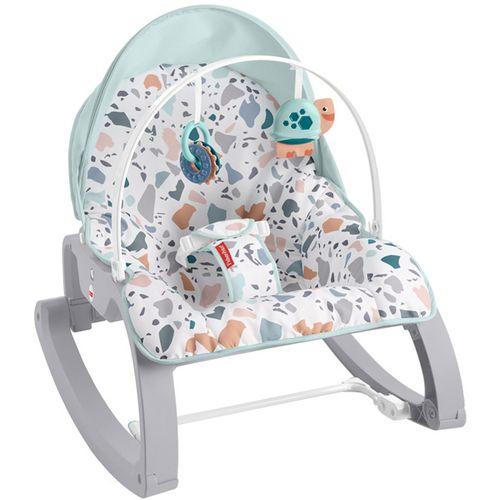 Fisher-Price Terrazzo 2u1 Newborn to Toddler Rocker / 0-18kg slika 1