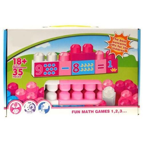Set 35 roza kockica (18mj+) slika 1