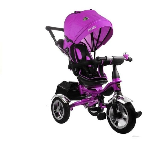 Dječji tricikl Pino ljubičasti slika 1
