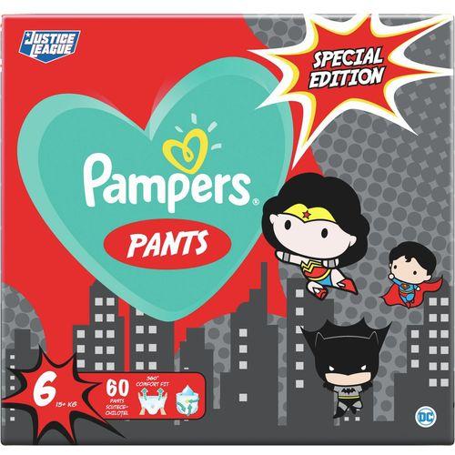 Pampers Pants Pelene-gaćice Warner Bros Justice League / Special Edition slika 4