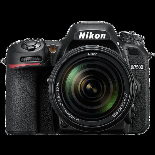 Nikon D7500 KIT 18-140 VR slika 1