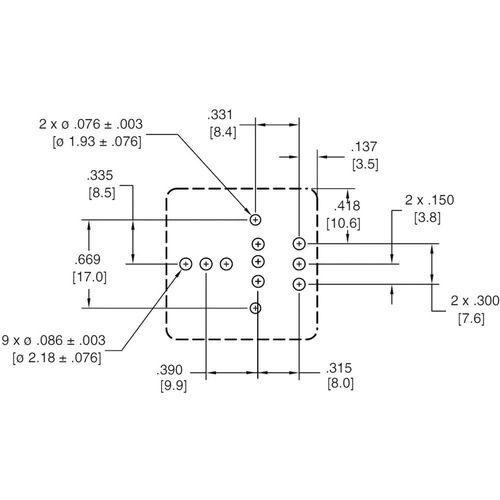 Relej za automobile Zettler Electronics AZ983-1A-12D, ISO, 12V/DC, 80 A, maks. 75 V/DC slika 3