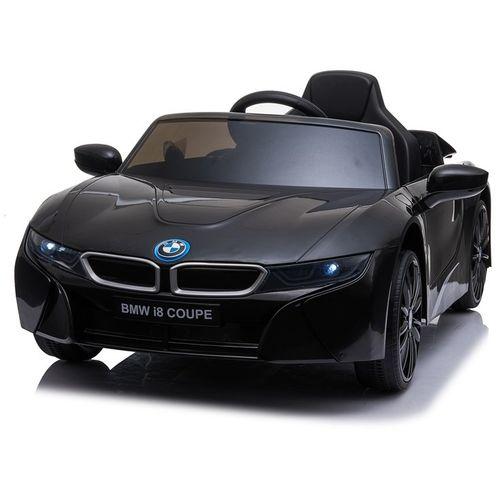 Licencirani BMW JE1001 crni - auto na akumulator slika 2