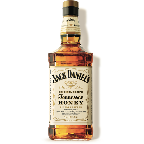 Jack Daniels Tennessee Honey 700 ml + naočale gratis slika 2