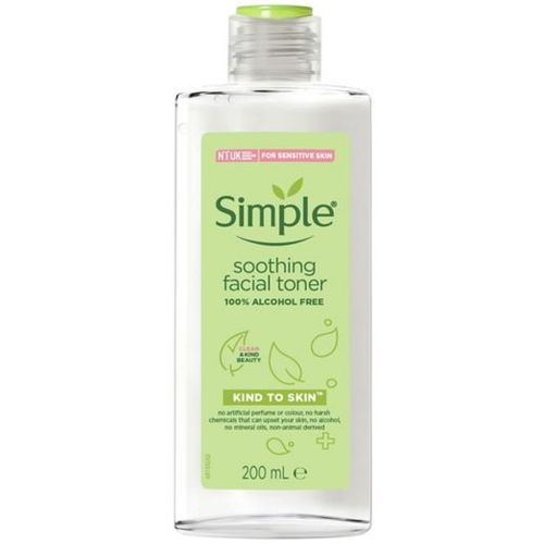 Simple Kind to Skin umirujući toner za lice 200 ml slika 1