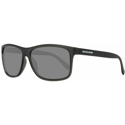 Ako želite imati najnovije <b>modne artikle i dodatke</b> i te finese su od iznimne važnosti za vaš imidž, nemojte propustiti <b>Muške sunčane naočale Skechers SE6015-5902A Crna Siva (ø 59 mm)</b>! Pravite se važni s najboljim brendovima <b>sunčanih na...