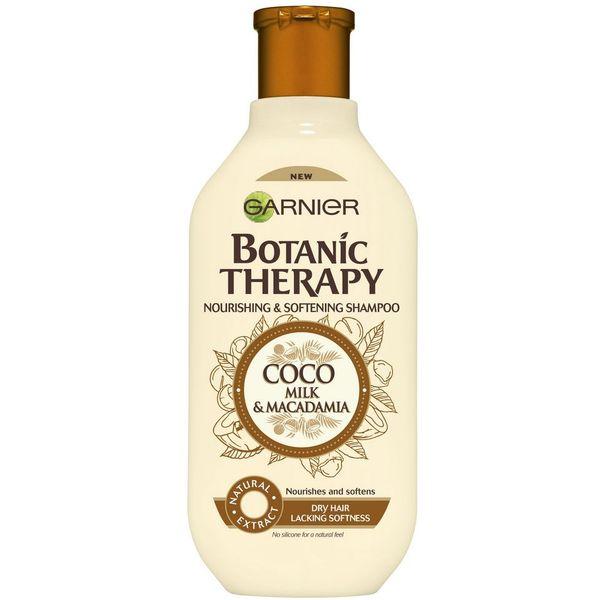Garnier Botanic Therapy Coco & Macadamia šampon 400 ml