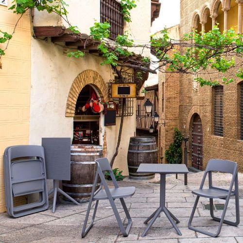Dizajnerske sklopive stolice — BOONEN • 2 kom. slika 9
