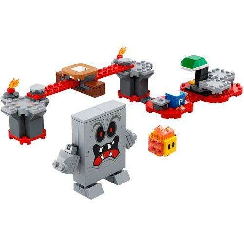 LEGO Super Mario problemi u tvrđavi Whomp – komplet za proširenje 71364 slika 2