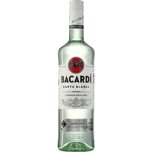 Bacardi Carta Blanca 0,7l slika 1