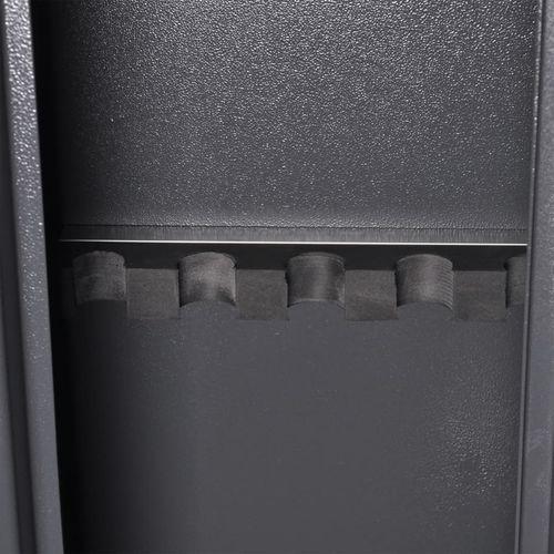 Sef za oružje s kutijom za streljivo za 5 pušaka slika 17