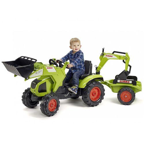 Falk traktor i bager s prikolicom Class 1010Y slika 3