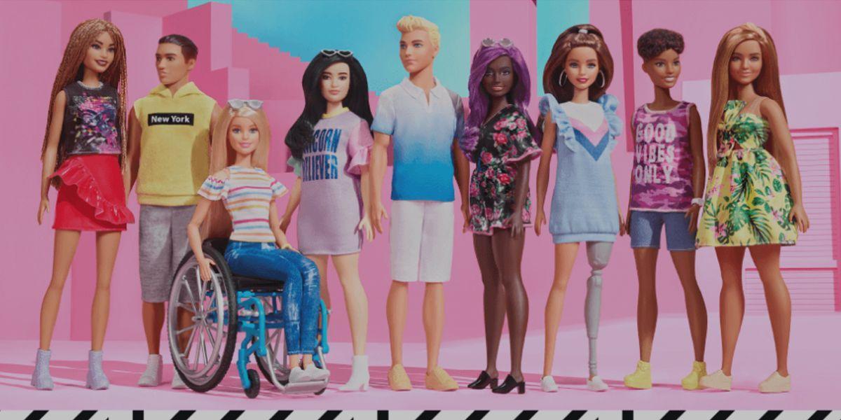 Barbie lutke i oprema