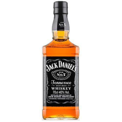 Jack Daniels whiskey 40% vol. 0,7 l slika 2