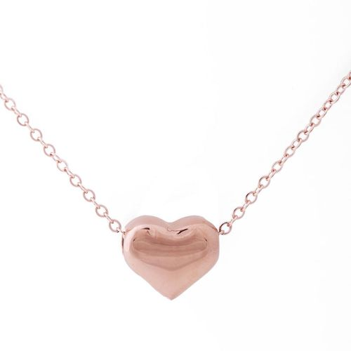 Vuch Ženska ogrlica Deep Love Rose Gold slika 2