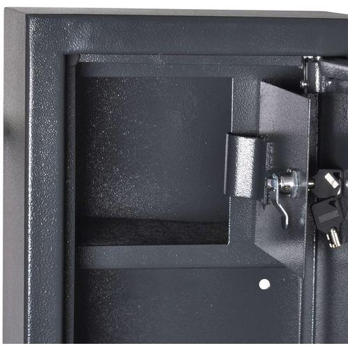 Sef za oružje s kutijom za streljivo za 5 pušaka slika 27