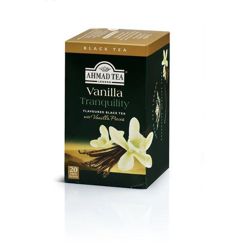 AHMAD TEA čaj crni s vanilijom 2gx20 aluminijska vrećica slika 1