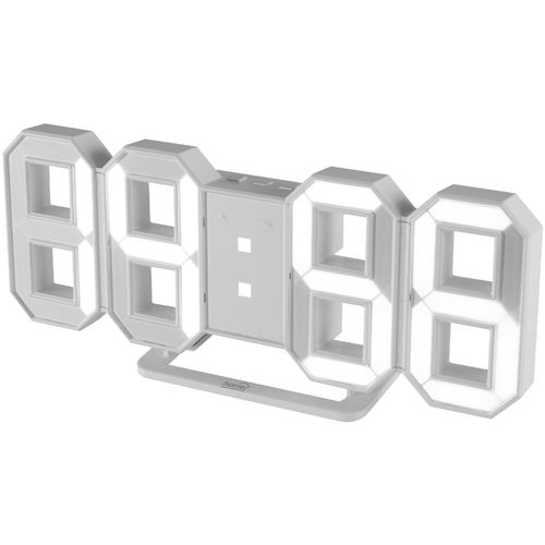 home Sat sa alarmom, 3D LED zaslon - LTC 04 slika 1