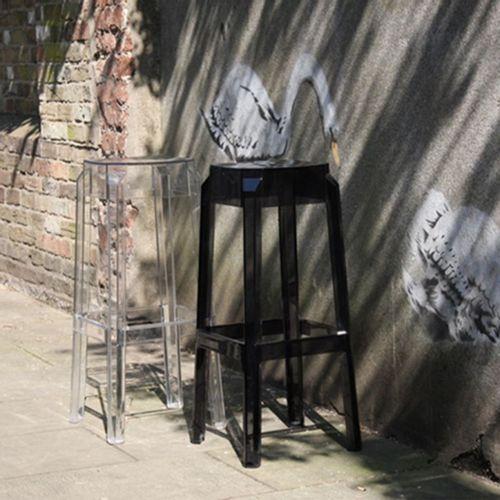 Dizajnerske barske stolice — POLY • 2 kom. slika 22