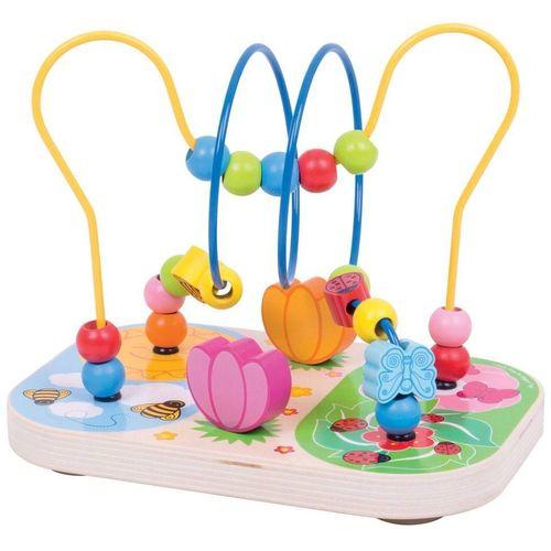 Bigjigs Didaktička igračka - cvijeće slika 1