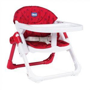 Jedina stolica koju možete jednostavno promijeniti iz stolice za hranjenje u nisku stolicu, primjerena je za djecu od 6 mjeseci do 3 godine.