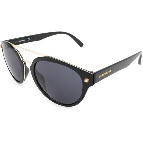 Uniseks sunčane naočale Dsquared2 DQ0255 01A slika 1