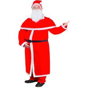Ovaj Božićni kostim vas odmah pretvara u Djeda Mraza, da biste mogli iznenaditi djecu poklonima i donijeti zabavu i radost svakoj Božićnoj zabavi. Izradjen od visoko kvalitetnog poliestera, ovaj mantil Djeda Mraza je udoban i topao za nošenje....