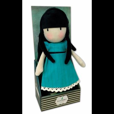 Gorjuss lutke zaludile su skoro cijeli svijet. Zbog iznimno atraktivnih motiva Gorjuss je nezaobilazan motiv svih malih i velikih ljubiteljica ljupkih modnih dodataka. Gorjuss djevojčice u prugastim dokoljenkama koje su posebne izgledom i samim...