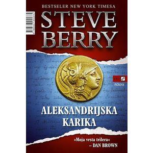 Steve Berry – uz Dana Browna jedan od najprodavanijih i najhvaljenijih svjetskih autora trilera – donosi novi, ludo dinamični, nevjerojatno uzbudljivi i narativno iznimno gusti roman koji svoje protagoniste suvereno šeće preko tri kontinenta, više...