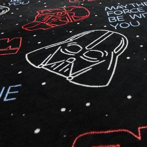 Dječja deka Star Wars 73364 (120 x 160 cm) slika 7