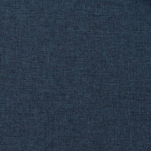 Zavjese za zamračivanje s kukama 2 kom plave 140 x 175 cm slika 3
