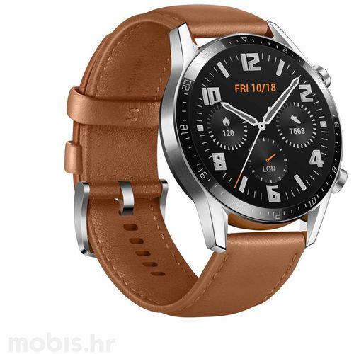 Huawei Watch GT 2, 46 MM  Smeđi slika 2