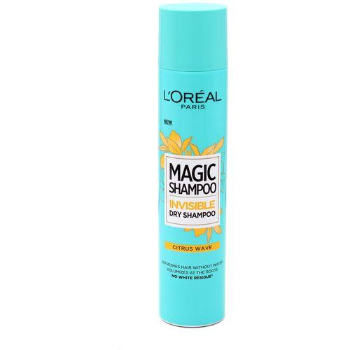 L'Oreal Paris Magic Shampoo Citrus Wave šampon za suho pranje 200 ml slika 1
