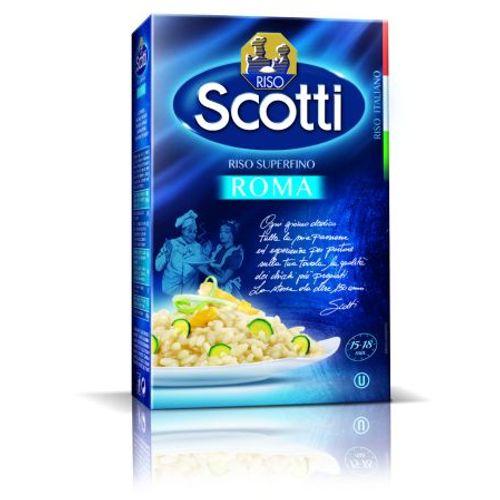 Riso Scotti - ROMA Superfino riža 1kg slika 1