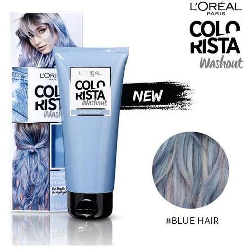 L'Oreal Paris Colorista Wash Out 6 Blue Hair slika 2