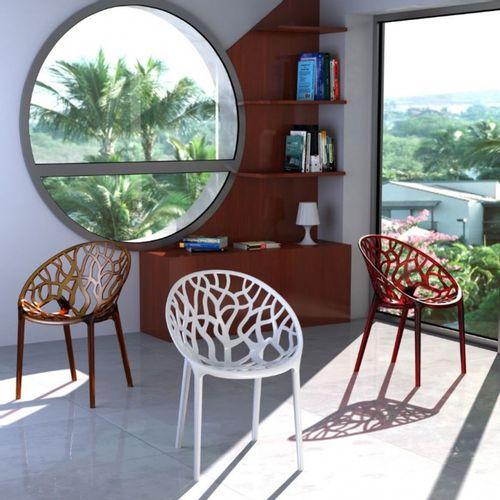 Dizajnerska stolica — POLY ROUND slika 30