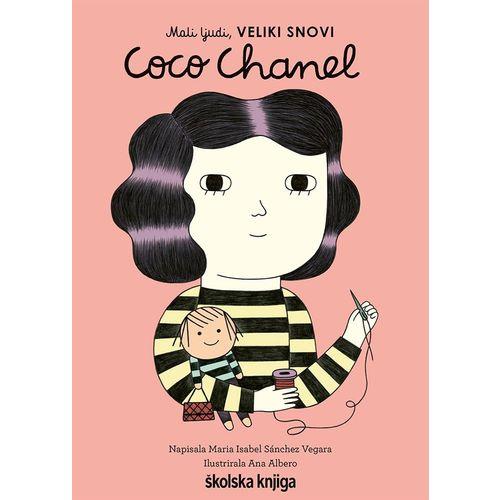 Coco Chanel - iz serije Mali ljudi, VELIKI SNOVI slika 1