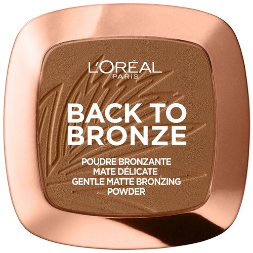L'Oreal Paris Back to Bronze mat bronzer slika 1