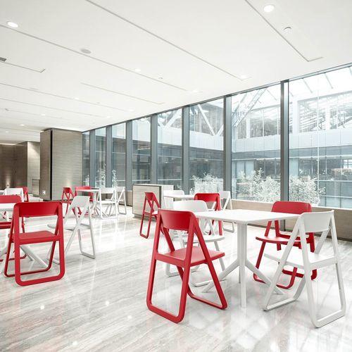 Dizajnerske sklopive stolice — BOONEN • 2 kom. slika 1