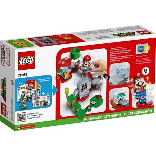 LEGO Super Mario problemi u tvrđavi Whomp – komplet za proširenje 71364 slika 4