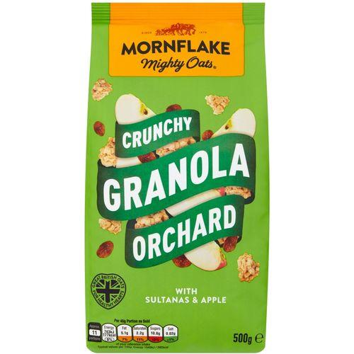 MORNFLAKE muesli granola s voćem 500g slika 1