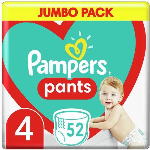 Pampers Pants Pelene-gaćice Jumbo pack slika 3