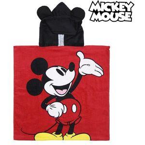 Frotirni Ručnik s Kapuljačom Mickey Mouse 74133